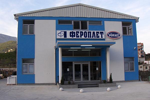 Feroplet - Herceg Novi, C. Gora