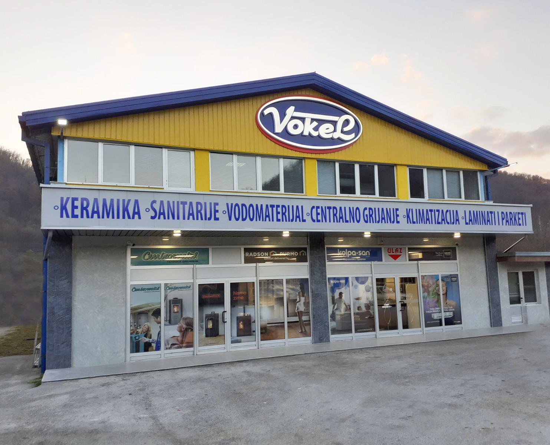 Vokel d.o.o. Bosanska Krupa
