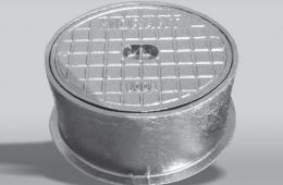 Ovalna kapa za hidrante