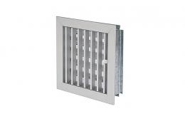Ventilacijska rešetka aluminijska