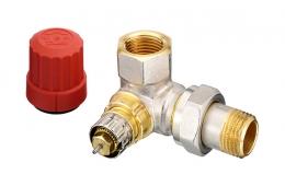 Aksijalni termostatski ventil